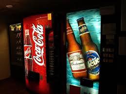 Beer Vending Machine Simple Quebec Has Beer Vending Machines Too Mildlyinteresting