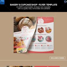 Cupcake Shop Graphics Designs Templates From Graphicriver