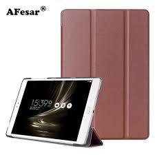 Bao máy tính bảng giả da có đế lật tiện lợi dành cho Asus ZenPad 3S 10  Z500M P001