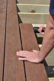 Trex Span Chart Composite Decking Spacing Trex Stringer Stair Boards Support