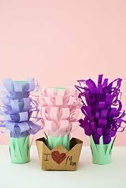 Paper Flower Pots Paper Tissue Hyacinth Flower Pots Hello Wonderful