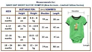 Sweater Size Chart For Babies Children T Shirt Size Chart Arts Arts