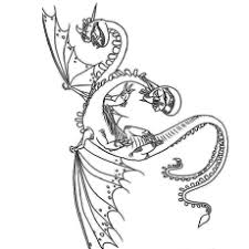 Hi guy, this is light fury form how to train your dragon 3, she is my favour dragon character, the model make by damkung(me). How To Train Your Dragon Coloring Pages Free Printable