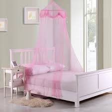 Sheer Canopy For Bed | Wayfair