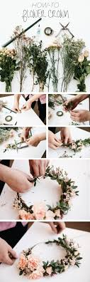 how to make flower headbands diy 2