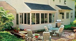 replacement windows for a sunroom