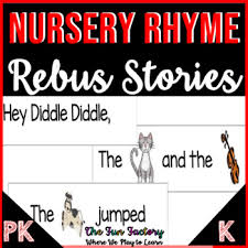 Nursery Rhyme Activities Nursery Rhyme Pocket Chart