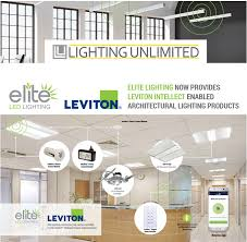 Image Recessed Lighting Unlimited Can Now Provide All Of Your Fixture Needs For All Major Sensor Applications Elite Lighting Now Provides Sensor Ready Fixtures Through The Most Creative Lamp Designs Elite Lighting Leviton Lighting Unlimited