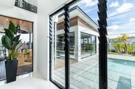 aluminium louvre windows