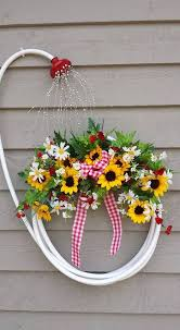 50 diy summer wreaths to celebrate the sun with
