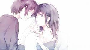 anime, Boy, And, Girl, Love Wallpapers ...