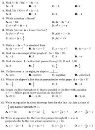 4 2 practice writing equations in slope intercept form answers