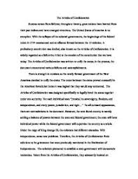articles vs constitution international baccalaureate history articles of confederation essay