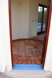 Kitchens With Saltillo Tile Floors Floor Design Minimalist Kitchen Design Ideas Using Saltillo Tile