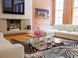 perfect large cowhide rug