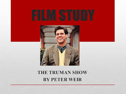 the truman show by peter weir ppt video online the truman show by peter weir