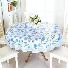 vinyl table cloth fabric waterproof wipe clean round vinyl tablecloth dining kitchen table cover protector oilcloth vinyl table cloth