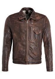 arrow mens motorcycle distressed vintage classic biker sheep leather jacket hkjhkr