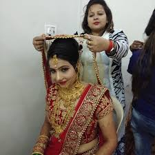 makeup artists in maujpur delhi