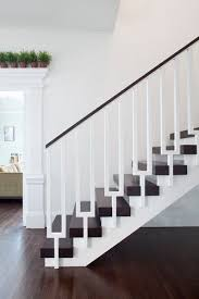 love this contemporary vibe - I've never seen a staircase spindle like this  one