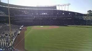 Kauffman Stadium Row Chart Kansas City Royals Seating Guide Kauffman Stadium