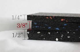 3 8 heavy duty rubber rolls