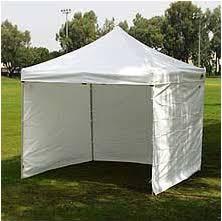caravan 10 x 10 aluma mercial grade canopy value package 4 sidewalls 23