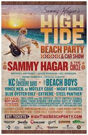 Kc And The Sunshine Band Joins Lineup For Sammy Hagars