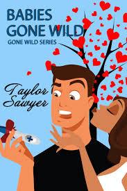 cartoon lit romantic edy premade book cover series 2