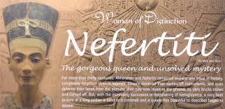 Nefertiti daughters names