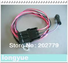aliexpress com buy longyue 10sets tpi tbi 3 wire heated oxygen longyue 10sets tpi tbi 3 wire heated oxygen o2 sensor wiring harness adapter 50cm wire 50cm