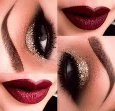 new makeup with lip makeup for dark lips with bright and sparkly holiday makeup i