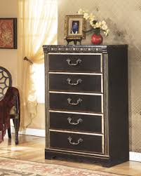 ashley furniture chest of drawers. Ashley B175 Coal Creek Chest Of Drawers Furniture