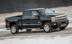 2016 Chevrolet Silverado 2500HD High Country Diesel Test – Review ...