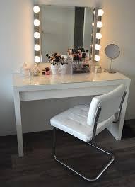 best 25 ikea vanity table ideas on white makeup spiegel met lampen ikea