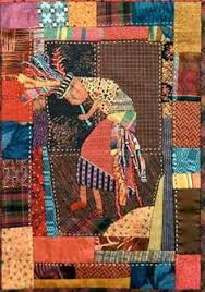 kokopelli wall hanging   Quilts By Me!   Pinterest   Walls ... & Kokopelli. because I might be just a little bit obsessed! Adamdwight.com
