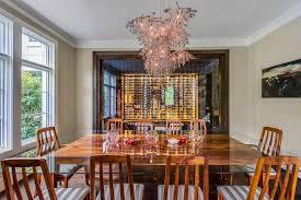 crate and barrel wine bottle chandelier
