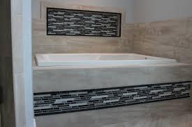 glass accent tile in shower bathroom tile design ideas for small bathrooms decorative tile inserts accent tile ideas for bathrooms