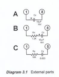 lm386 audio amplifier circuit lm386 amplifier pcb and parts placement layout