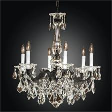 black chandelier 6 light crystal chandelier english manor 546ld6lmi 7