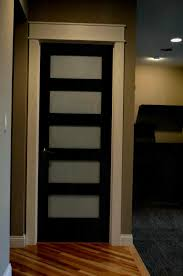 doors interior with glass panels solid wood pre glazed white wall