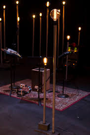 church lighting ideas. these would be cool for backstage lighting with maybe the white sheets and leds in background church ideas