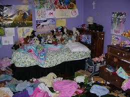Girls Messy Bedroom   Google Search