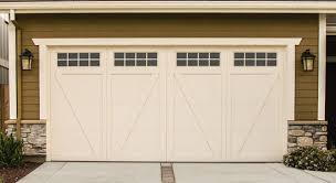 carriage garage doorSteel Garage Doors