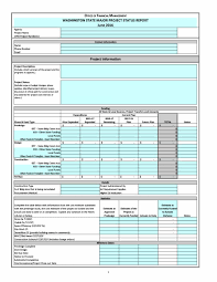 Weekly Progress Report Templates 40 Project Status Report Templates Word Excel Ppt