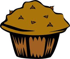 chocolate cupcakes clipart. Plain Clipart Double Chocolate Muffin Clip Art On Cupcakes Clipart