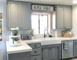 light grey kitchen cabinets cute gray with white for pertaining to countertops painted cabi