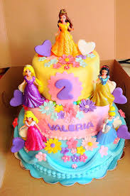 27 Pretty Picture Of Princess Birthday Cake Davemelillocom