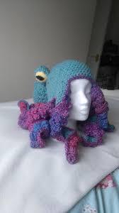 Crochet Octopus Hat Pattern Inspiration Ravelry Octopus Hat Pattern By Abnormal Crocheter