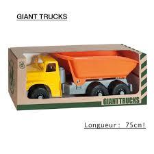 Chantier De Construction Avec Une Excavatrice Et Un Camion A Benne